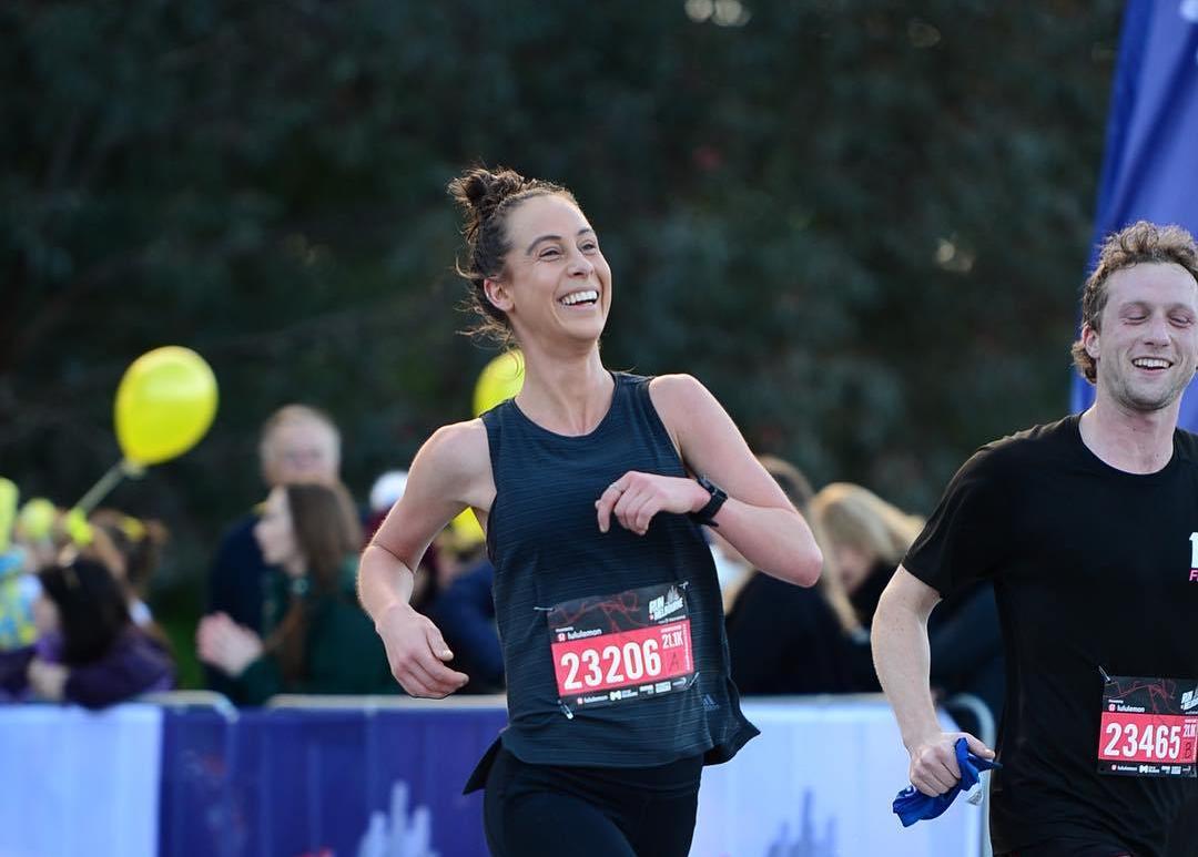 Meet Romy  – the girl who's running 1000k's in 140 days for mental healthawareness.